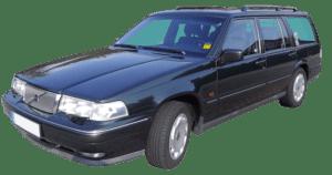 Ældre bil
