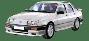 Gammel Ford Sierra
