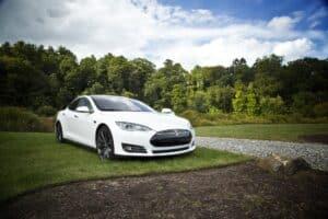 Tesla-Elbil